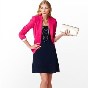 Lilly Pulitzer Leighton Passion Pink Blazer